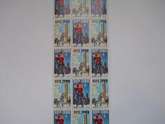 Father Flanagan's Boys Home. Boys Town, Nebraska  1973 Annual Seal Stamp