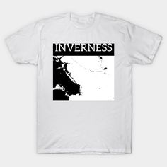 Inverness Shirt 2020 - Inverness City Inverness - T-Shirt   TeePublic Monkey T Shirt, Inverness, City, Mens Tops, Shirts, Logo, Logos, Logo Type, City Drawing