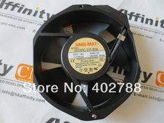 Find More Fans & Cooling Information about NEW  NMB MAT  5915PC 23T B30 Cooling Fan 172mm L x 150mm H x 38mm W  AC Fan  230V,High Quality Fans & Cooling from HK Affinity store on Aliexpress.com