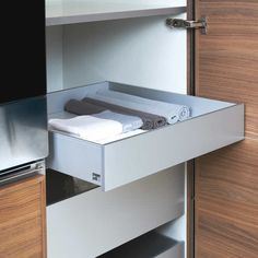 Poggenpohl Accessories - Drawer and Inserts