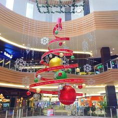 atrium at Aeon Mall Bình Tân