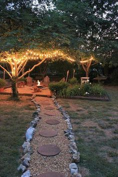 When you choose a suitable landscape design, your backyard can also offer other outdoor living rooms to devote decent time with family members and friends. The backyard is really a good area for landscaping to draw attention to the back of your house. Large Backyard Landscaping, Backyard Patio Designs, Backyard Ideas, Landscaping Ideas, Patio Ideas, Pergola Ideas, Oasis Backyard, Fire Pit Landscaping, Firepit Ideas
