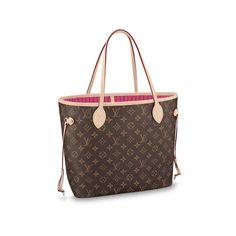 0f90d5420e7868 Women - Neverfull MM Monogram Canvas Women Handbags Business Bags   LOUIS  VUITTON Louis Vuitton Monogram