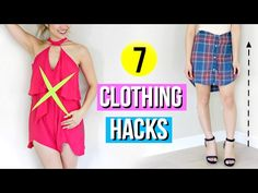 f0a2e36d32 7 Clothing Hacks Every Short Girl Must Know! - YouTube Short Girl Fashion