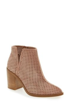 344eb8d72 STATE Larocka Perforated Bootie (Women) available at