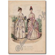 1887 | La mode au fil du temps