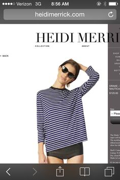 drake t Heidi Merrick
