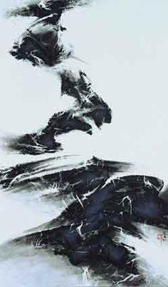 Modern Art Gallery - Liu Kuo-Sung | 現代畫廊 - 劉國松