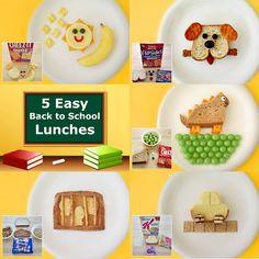 #BackToSchool lunch ideas #22