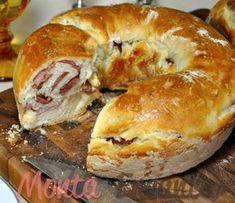 Aprenda a fazer essa receita deliciosa de Pão de Torresmo Mineiro. Um pão especial para receber os amigos, para qualquer tipo de festa ou lanche.