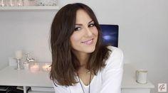 Jak ułożyć włosy do ramion? (VIDEO)