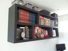 Quatro Cantos - Móveis Planejados e Decoração - Salas