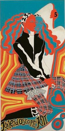 Fashion Illustration by Antonio Lopez (1943-1987),