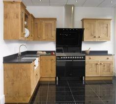 Ex Display Charles Yorke In-frame Pippy Oak Kitchen, Dresser and Appliances