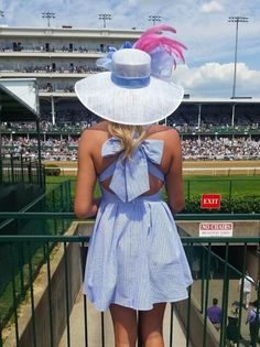 Any Lauren James dress will be great for Derby and Oaks and will look best paired with a more simple sun hat Kentucky Derby Outfit, Kentucky Derby Fashion, Derby Attire, Derby Outfits, Summer Outfits, Cute Outfits, Derby Day Fashion, Preppy Outfits, Country Outfits
