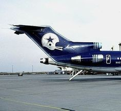 Braniff Airlines/Dallas Cowboys - If it flew the way the Cowboys play, it would be crashing all the time!