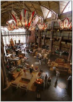 Disney's Animal Kingdom Lodge.  Girls loved it!  Very tranquil and slight departure from all the traditional Disney hype.  If you're looking for a new spin on a Disney vacation, this would be the place!