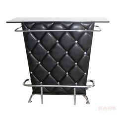 Bar Lady Rock Black, kare design