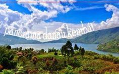 Keindahan Tersembunyi Danau Kembar di Sumatera Barat