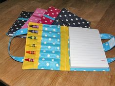 Fun sewing project for kids of all ages, even me!