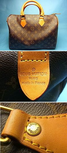 Wonder what a fake Louis Vuitton bag looks like? Check out 3 different counterfeit Louis Vuitton handbags, from obviously fake to a convincing super fake.