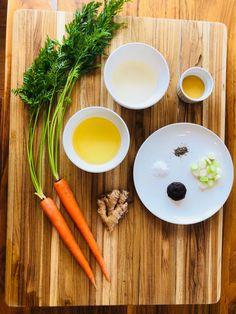 Carrot Ginger Miso Dressing — Golden Root Nutrition