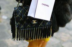 Fringe Chanel