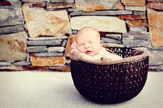 outside! #newborn photography
