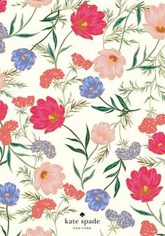 70 Ideas chic wallpaper iphone kate spade new york Kate Spade Wallpaper, Spring Wallpaper, Chic Wallpaper, Flower Wallpaper, Wallpaper Iphone Disney, Iphone Background Wallpaper, Ipad Background, Colorfull Wallpaper, Spring Blooms