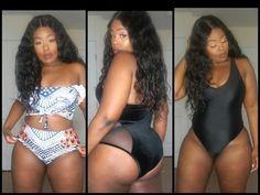 d5ec322074 Summer17  Curvy Thick Girl Bikini try-on haul ft. Zaful.com