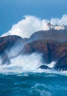The Wild Atlantic Way: simply ferocious, and the world's longest defined coastal touring route!