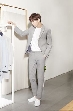 Lee Min Ho for TNGT SS15 for The Star February 2015 Issue