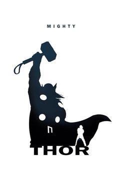 Thor by Steve Garcia #SteveGarcia #Thor #Asgard #Avengers #OdinSon #DonaldBlake #GodofThunder #Mjolnir