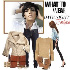 """""""Date Night Outfit"""" by teah507 on Polyvore"""
