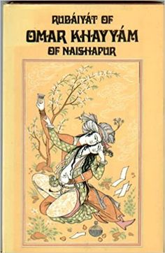 Simple but complex poetry that captivates you as the author speaks about life. Rubaiyat Of Omar Khayyam, All Art, Nonfiction, Literature, Author, Persian, Illustration, Books, Poetry