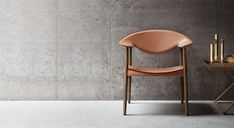Metropolitan Chair - LM92 - by Ejner Larsen & Aksel Bender Madsen - Carl Hansen & Søn