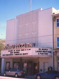 Americana Theatre-Charleston, SC. Picture was taken when the Americana functioned as a theatre. Now a Banquet/Conference center. This theater is a beautiful example of the Art Moderne style. The theater is located in Charleston's historic downtown, o Charleston SC construction companies