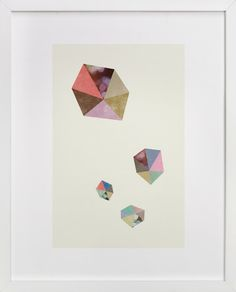 Bejeweled - Limited edition art print by Four Wet Feet Design @ Minted.