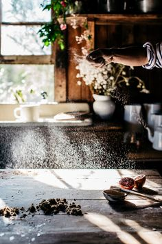 Energy is Expansion Energy is Habit KITCHEN STORIES | pic by Luisa Brimble