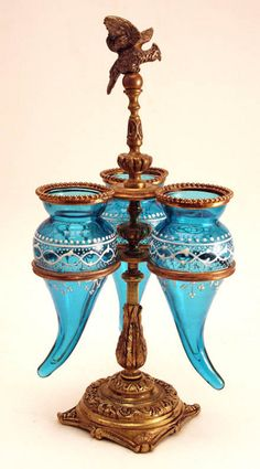 Antique Victorian Posey Holder. ca.1870. 19th century