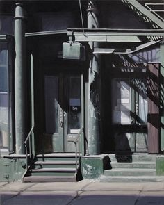 '54 White St.'(Stephen Magsig - George Billis Gallery)