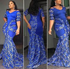 The complete pictures of latest ankara long gown styles of 2018 you've been searching for. These long ankara gown styles of 2018 are beautiful African Inspired Fashion, Latest African Fashion Dresses, African Dresses For Women, African Print Dresses, African Print Fashion, African Attire, African Wear, African Women, African Prints