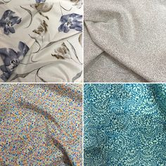 How excited are we?!! A brand new delivery of Liberty Tana cotton lawn fabrics. Yummy!!!!