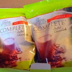 These are yummy all by themselves but add fruit to the vanilla and peanut butter to the chocolate and YUMMMMMY!!!!!   www.debe4juiceplus.com