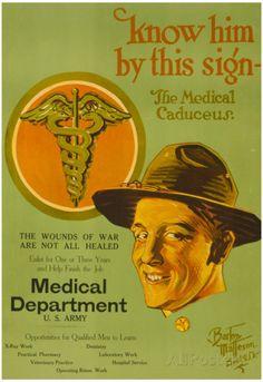 Medical Department US Army War Propaganda