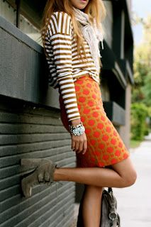 mixing patterns #style #fashion #whattowear