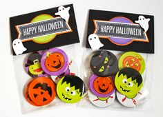 Trick or Sweet, Layered Treat Tag Die-namics, Spooky Scene Die-amics - Julie Dinn #mftstamps