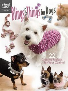 Crochet for the dogs