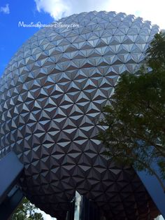 Go back in time and learn about the history of communication on the interactive ride, Spaceship Earth. It's the best ride to get out of the heat and sit back and relax for a bit! Spaceship Earth, Sit Back And Relax, Back In Time, Epcot, Getting Out, Skyscraper, Communication, Mad, Multi Story Building