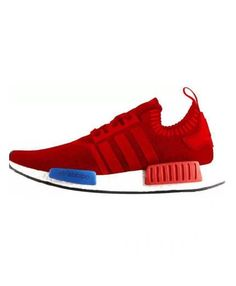 sneakers for cheap de779 82965 Adidas Originals Nmd Runner Pk Red Trainer